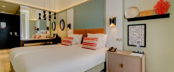 Chambres Hôtel de Lisbonne Baixa - Vincci Hoteles