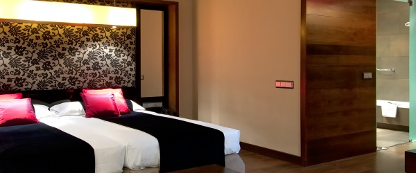 Rooms Hotel Madrid Soho - Vincci Hotels - Executive Room