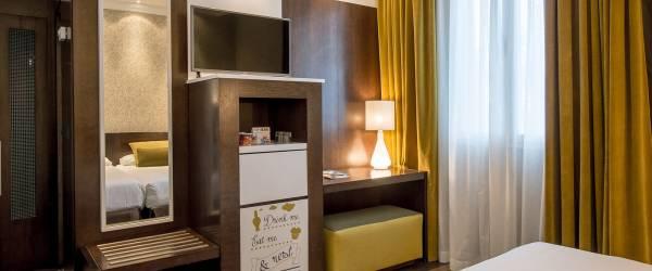 Habitaciones Hotel Vincci Madrid Centrum - Habitación Vincci Comunicada