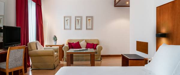 Superior Zimmer -  Vincci Ciudad de Salamanca 4*