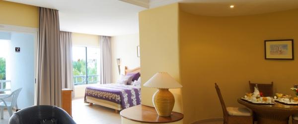 Chambres Hôtel Vincci Djerba Resort - Chambre familiale Quadruple