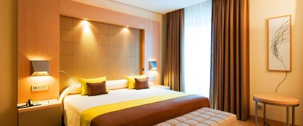 Rooms Hotel Vincci Málaga Posada del patio - Double Room