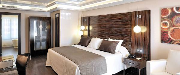 Habitación Hotel Vincci Aleysa Boutique&Spa - Habitación Suite