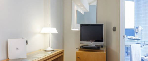 Rooms Hotel Vincci Santander Puertochico - Single Room