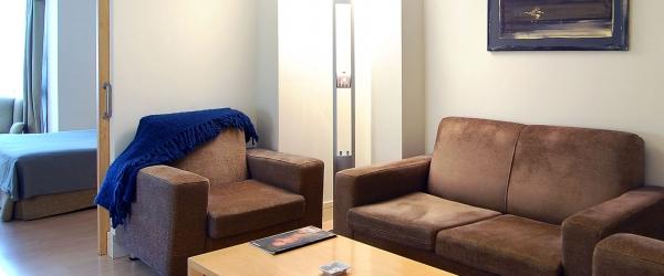 Junior Suite. Hotel Santander Puertochico - Vincci Hoteles