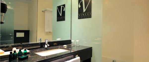 Habitación Junior Suite | Vincci Málaga 4*