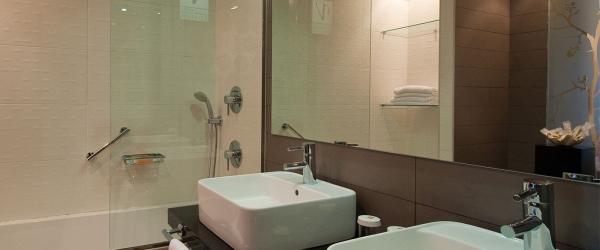 Übernachtung im Hotel Vincci Posada del Patio - Doppelzimmer