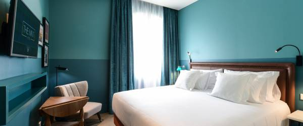 Double room with views - Vincci The Mint 4*