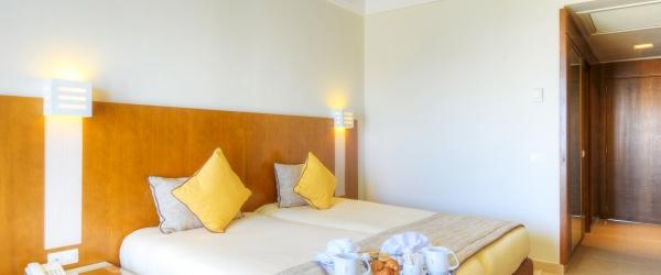 Einzelzimmer.  Hotel Helios Beach Djerba - Vincci Hoteles