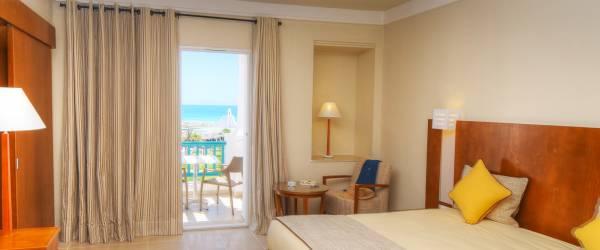 Einzelzimmer mit Meerblick. Hotel Helios Beach Djerba - Vincci Hoteles