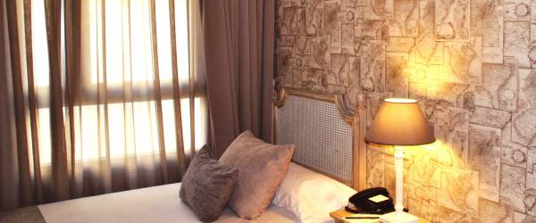 Single Room - Vincci Lys 4*