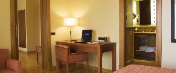 Junior Suiten. Hotel Almería - Vincci Hoteles