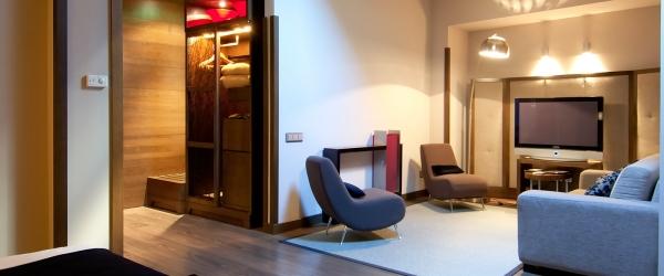 Habitaciones Hotel Madrid Soho - Vincci Hoteles - Junior Suite