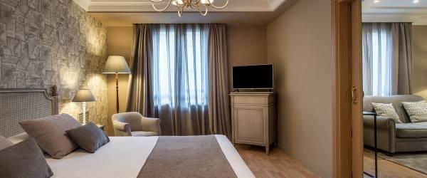 Junior Suite - Chambres Lys Hôtel Valence - Vincci Hoteles