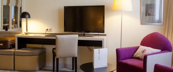 unior Suite - Chambres Hôtel Grenade Albaicín - Vincci Hoteles