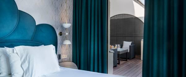 Camere Capitol Hotel Vincci Madrid - Vincci Junior Suite
