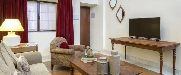 Chambres Hôtel Sevilla La Rabida - Vincci Hoteles - Chambre Suite