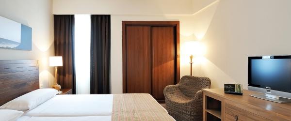 Habitaciones Hotel Cádiz Costa Golf - Vincci Hoteles - Junior Suite