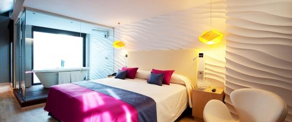 Übernachtung im Hotel Vincci Posada del Patio - Special Suite Zimmer