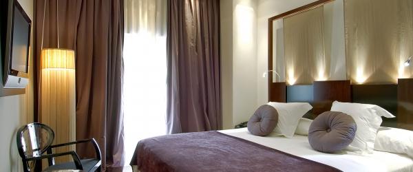 Double Room - Vincci Palace 4*
