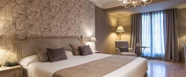 Camera Doppia | Camere Lys Hotel Valencia - Vincci Hoteles