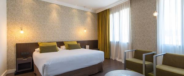 Supérieure - Chambres Centrum Hôtel Madrid - Vincci Hoteles