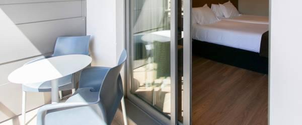 Double with Terrace - Vincci Zaragoza Zentro 4*
