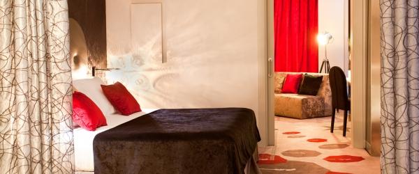 Rooms Hotel Vinnci Madrid Capitol - Room Row 4