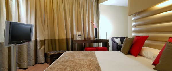 Habitaciones Hotel Madrid Capitol - Vincci Hoteles - Junior Suite Superior