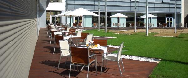 Servicios hotel barcelona mar timo vincci hoteles for Hotel jardin barcelona