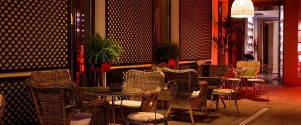 Servicios Hotel Madrid Soho - Vincci Hoteles - The Gecko Bar