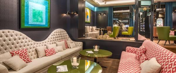 Gastro Bar - Vincci The Mint 4* - Madrid