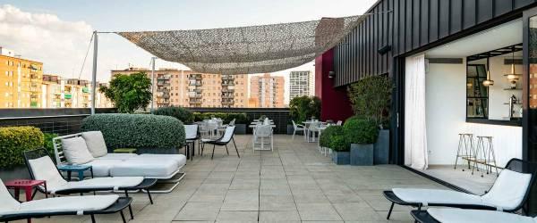 Servicios Hotel Barcelona Bit - Vincci Hoteles - Mini piscina