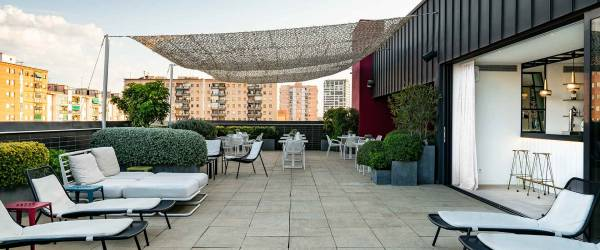 Servicios Hotel Barcelona Bit - Vincci Hoteles - Plunge pool