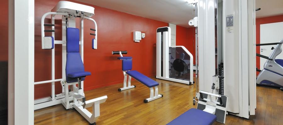 Dienstleistungen Soma Hotel Madrid - Vincci Hotels - Fitnessraum