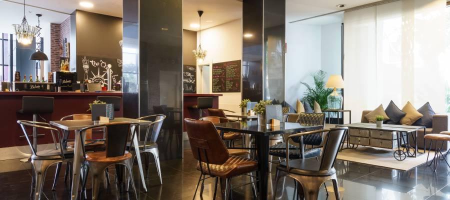 Servicios Hotel Malaga - Vincci Hoteles - Bar Lounge Room Star