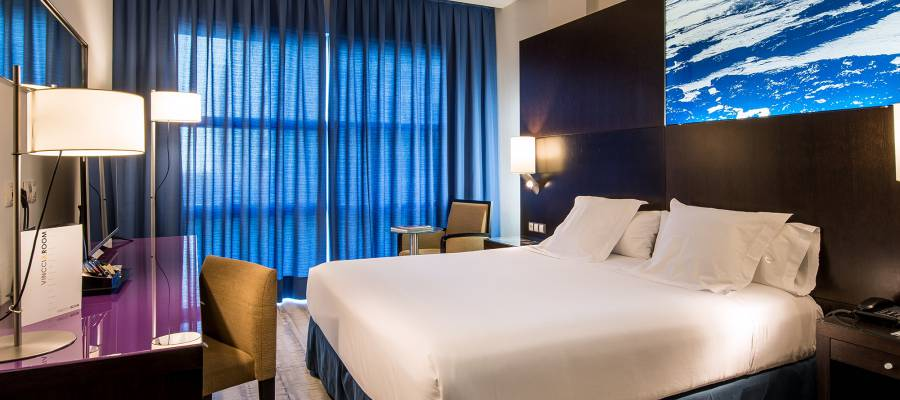 Übernachtung im Hotel Vincci Marítimo in Barcelona - Doppelzimmer