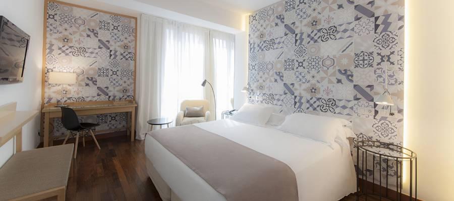 Soma Zimmer Hotel Vincci Madrid - Vincci Doppelzimmer