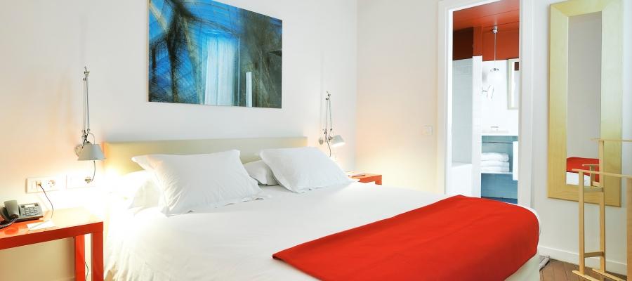 Habitaciones Hotel Madrid Soma - Vincci Hoteles - Vincci Apartamento