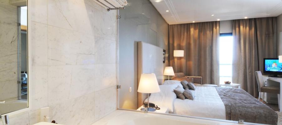 Familienzimmer.  Hotel Hamammet Nozha Beach - Vincci Hoteles
