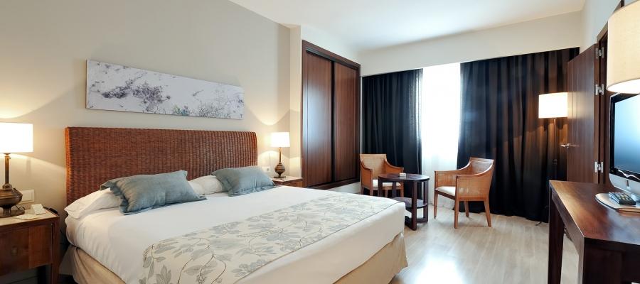 Chambres Hôtel Cadix Costa Golf - Vincci Hoteles - Suite