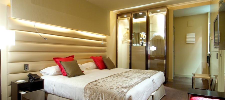 Rooms Hotel Vinnci Madrid Capitol - Double Room