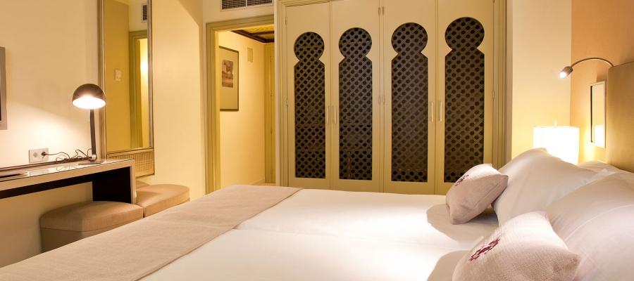 Doppia - Camere Hotel Granada Albayzin - Vincci Hoteles