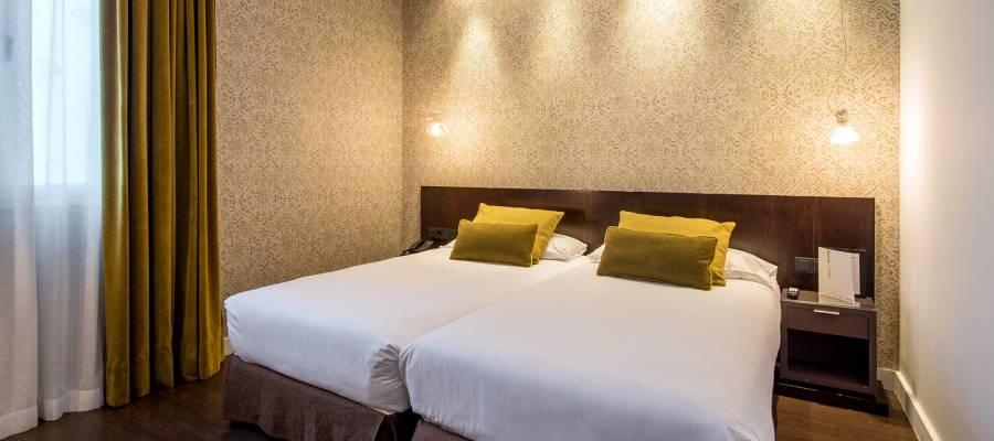 Habitación Doble - Vincci Centrum 4* - Madrid