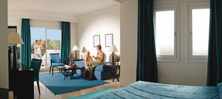 Rooms Hotel Hammamet Vincci Taj Sultan - Family Room