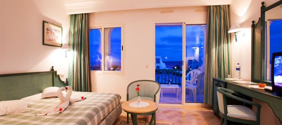 Rooms Hotel Vincci Djerba Hélios Beach - Bungalow