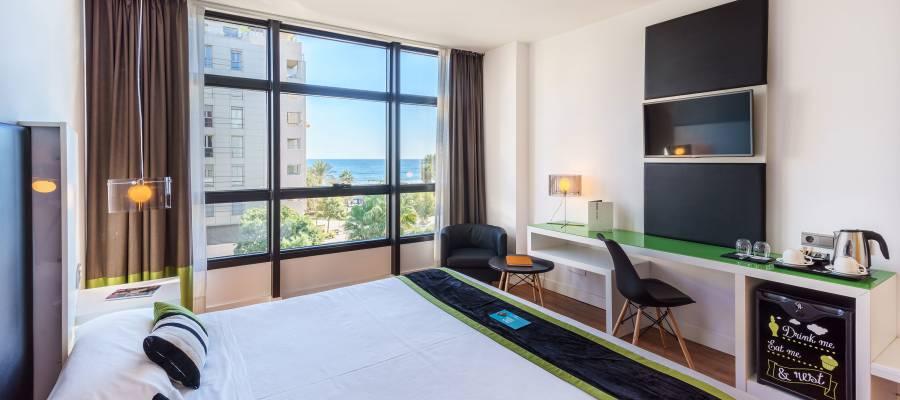 Room Sea View - Hotel Málaga - Vincci Hotels