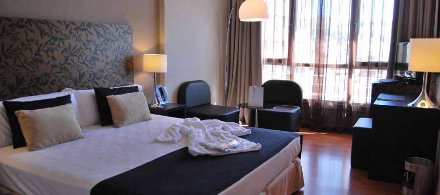 Habitaciones Hotel Granada - Vincci Hoteles - Habitación Doble Superior