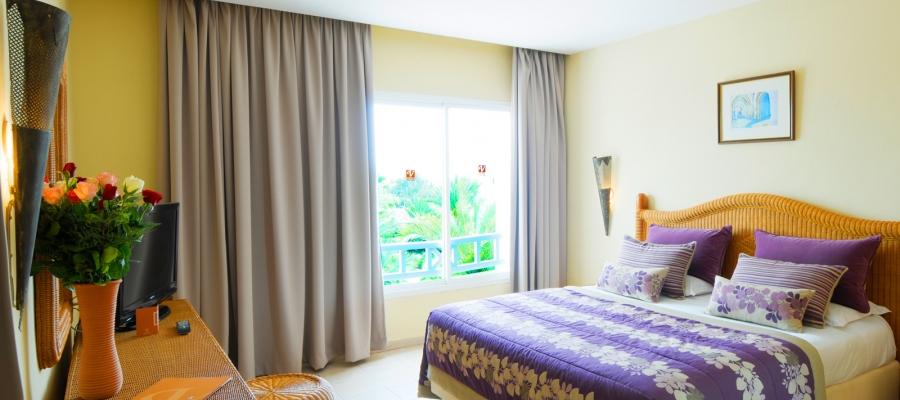 Chambres Hôtel Vincci Djerba Resort - Chambre Double