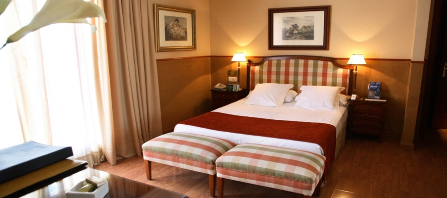 Double Room - Hotel Granada - Vincci Hotels